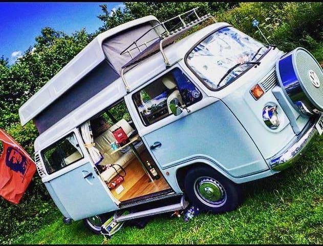 VW Campervan - Stafford - Autocaravana