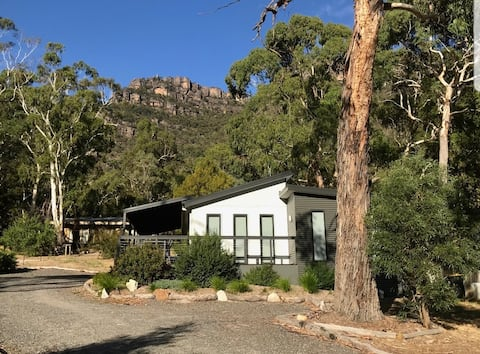 Grampians Hillside Retreat a Relaxing Getaway