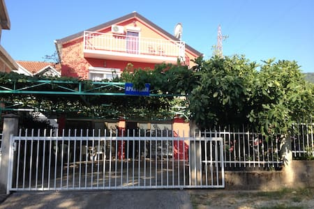 Le studio 1 est idéalement situer pour les visites - Bijela - Condominium
