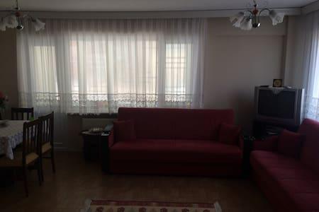 Bursa Uludağ yolunda (Teleferik) - Apartment