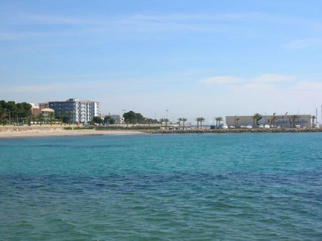 Costa Dorada, au soleil et au calme - Pratdip - Service appartement