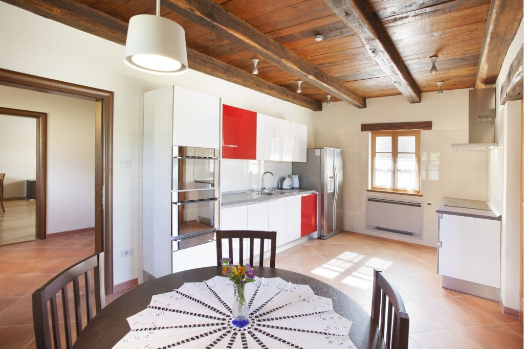 Modern and comfortable villa