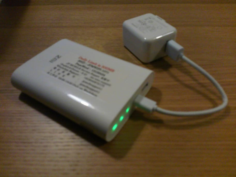wi-fi!!! A limit is free to do, and to use it Have charge by going out of 2.3 days with large-capacity battery; is great!