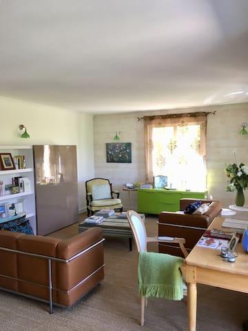 Jolie maison dans le beaujolais - Le Bois-d'Oingt - Dom