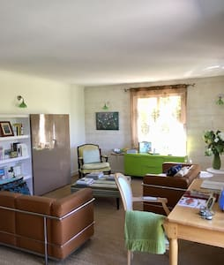 Jolie maison dans le beaujolais - Le Bois-d'Oingt - Haus