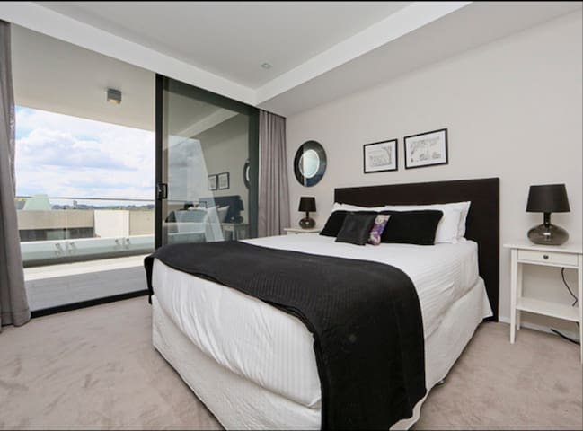 Comfy bedroom