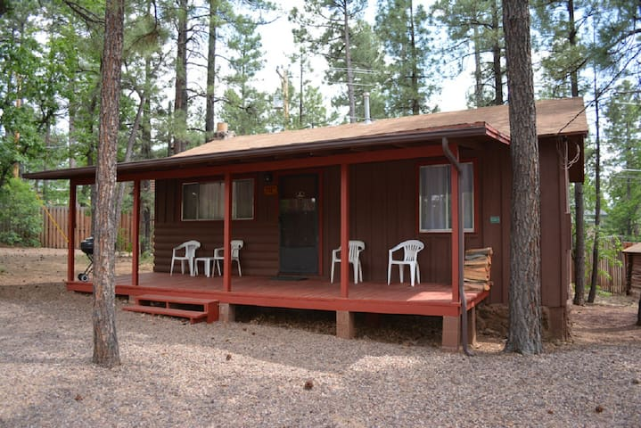 Whispering Pines Resort Cabin 26
