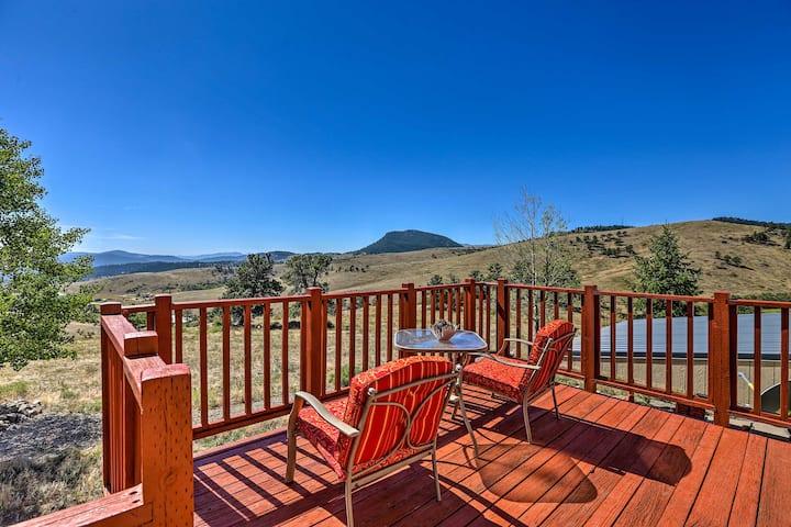 Golden Home Updated 2019 - 5 Acres, Mtn+City Views