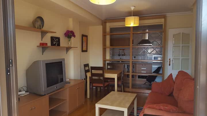 Apartamento residencial junto Hospederia Fonseca