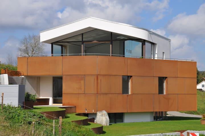 Ferienhaus Ikarus-modernes Architektenhaus