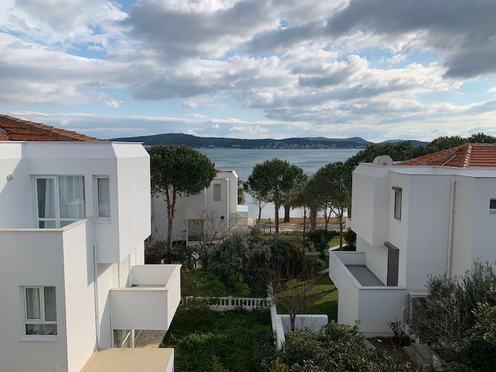 Alibey adası /Cunda House with the sea view
