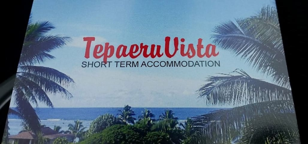 Take in the view, hear the sea -TepaeruVista