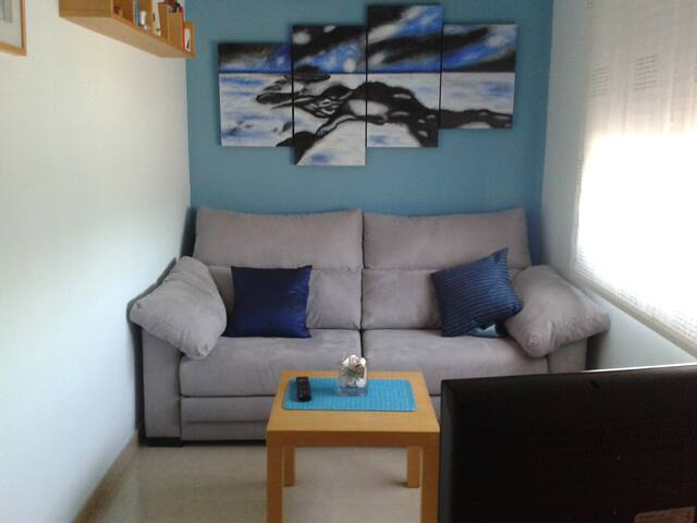 Apartamento cerca de la playa - Castelldefels - Appartement en résidence