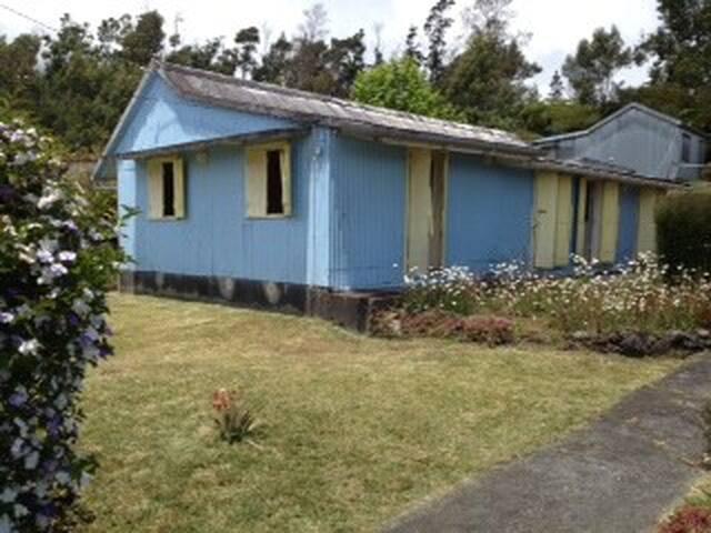 Case créole traditionnelle - La Plaine-des-Palmistes - Casa