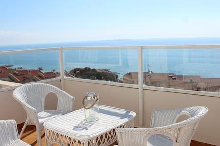 Vistas excepcionales y gran terraza - Santa Pola