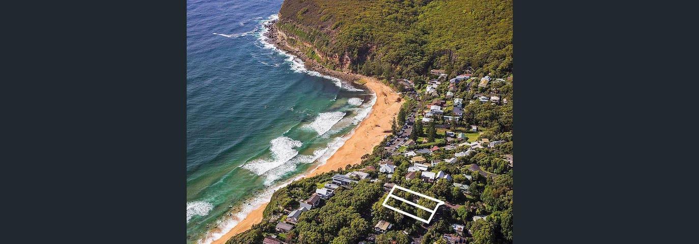Macmasters Beach Greenhouse Retreat - Macmasters Beach - Casa