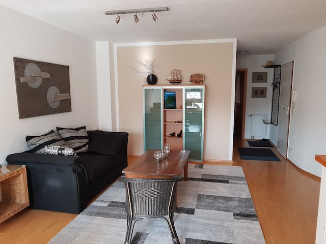 2 Zi Appartment nahe Messe / Airport / Bodensee