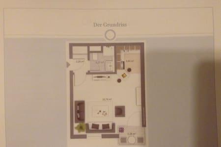 Moderne möblierte Wohnung in Ingolstadt Zentrum - Ingolstadt