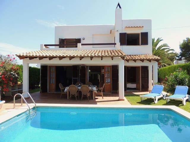 Villa Martina - Cala Egos, Mallorca - Santanyí - Villa