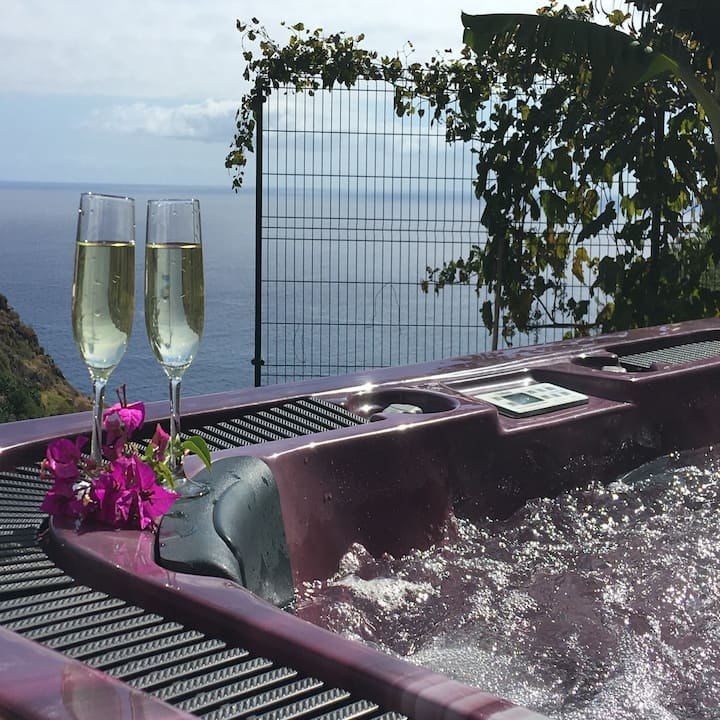 Villa Sol - JACUZZI up to 7pp-Nature- near beach