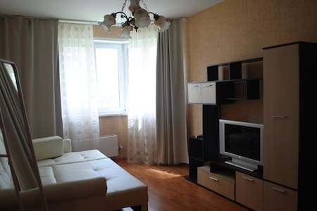 Roomy apartment in the centre of Moscow - Apartment