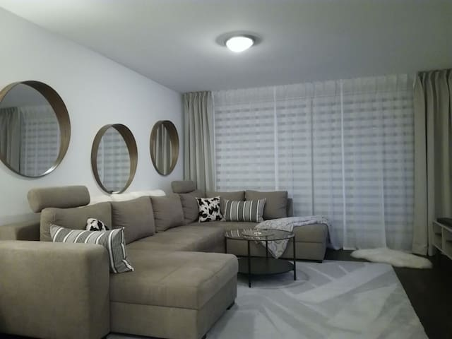 Exclusive city apartment 10min. from train station - Curych - Byt