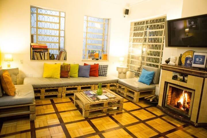 Solar63 Hostel, a melhor opção em Porto Alegre!