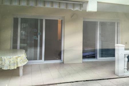 Appartement terrasse st Georges de didonnes