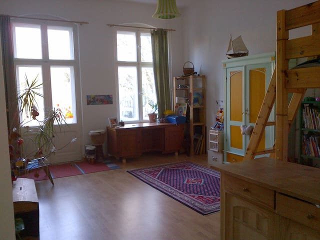 Beautiful flat in Berlin-Grünau - Berlin - Apartemen
