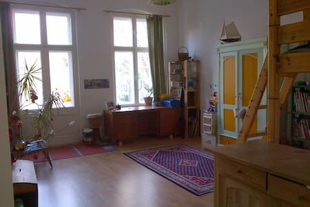 Beautiful flat in Berlin-Grünau - Berlin - Lakás