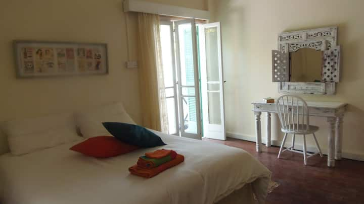 NICOSIA COSY GARDENIA DOUBLE ROOM (No. 5)