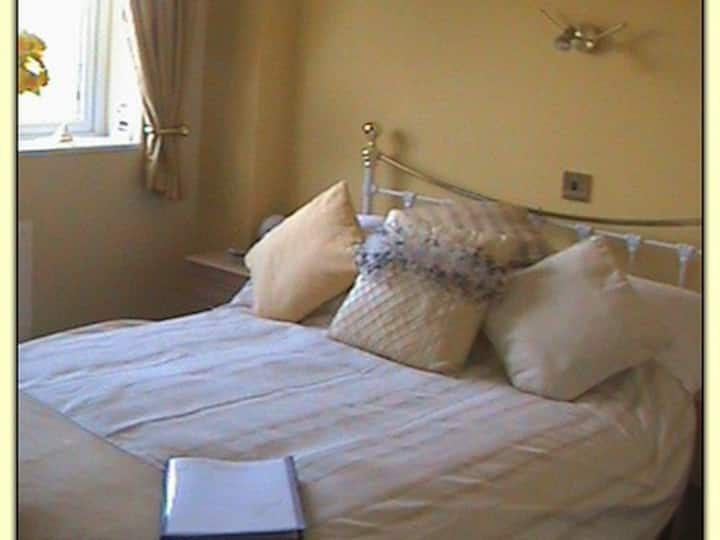 Double room-Superior-Ensuite-The College View Room