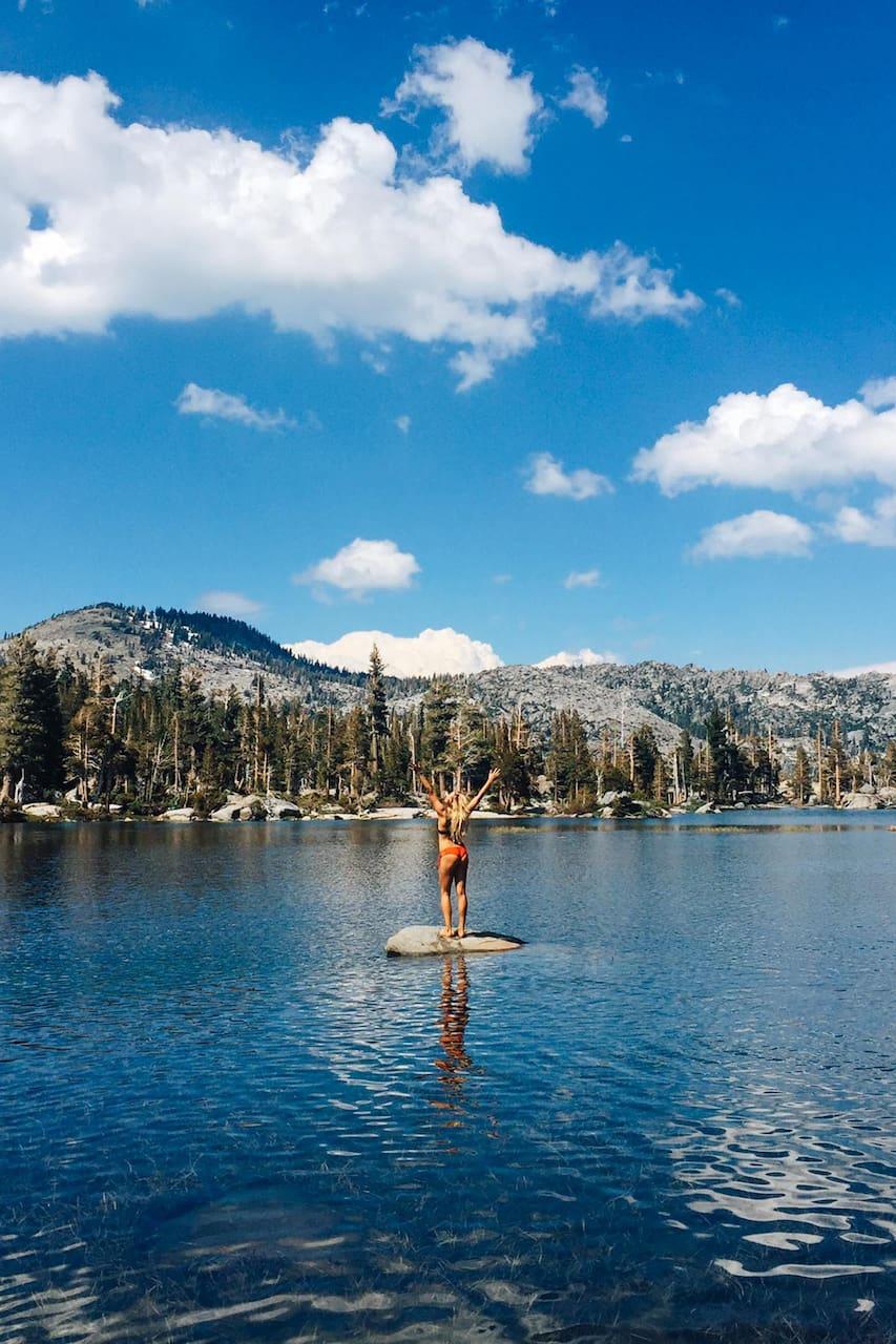 Excursión a los lagos recónditos