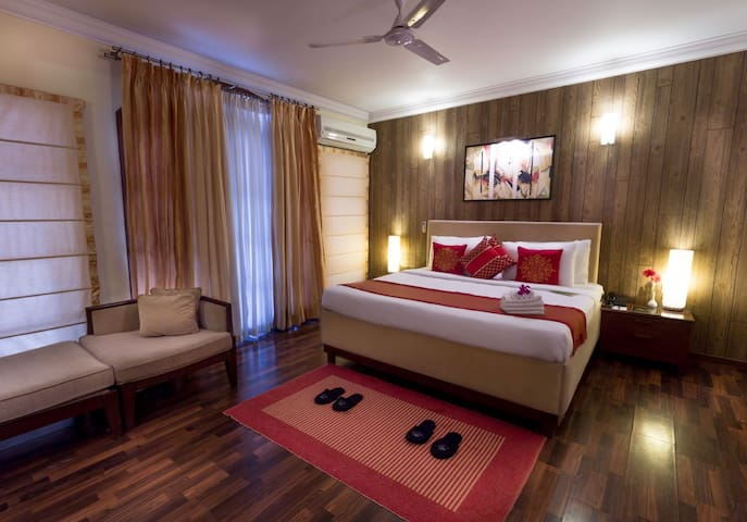 Luxury Room - Bangalore - Bed & Breakfast