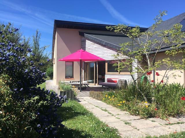 Chambre privée dans maison d'architecte à Erdeven