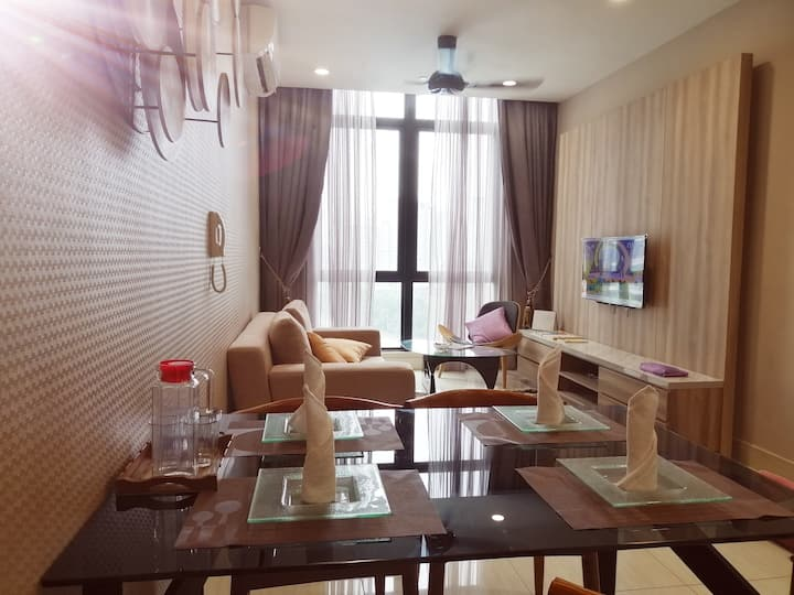 Putrajaya Shaftsbury Apartment 2 Rooms (Alamanda)