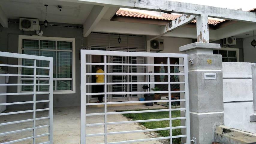 Klebang Melaka Homestay