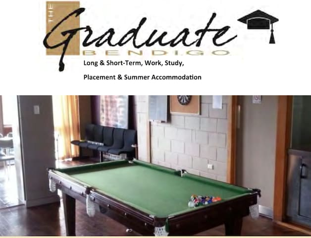 """""""Graduate"""" The Affordable Hostel 1"""