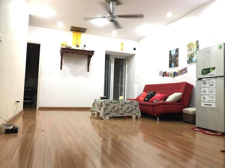Living room 1-35m2