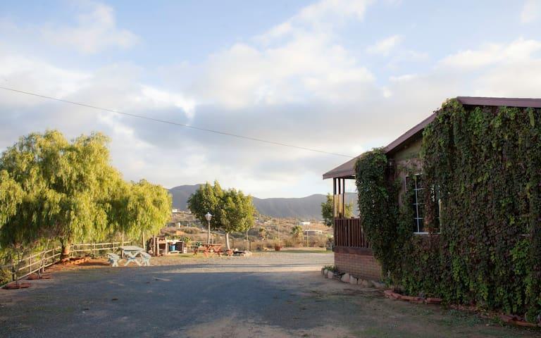 Mi casita en Valle de Guadalupe - Ensenada - House