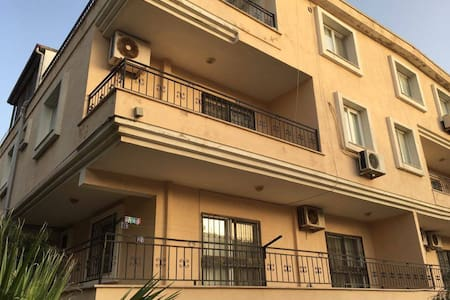 Duplex 180M2 3+2 3 minutes walking from the beach - 迪迪姆 - 公寓