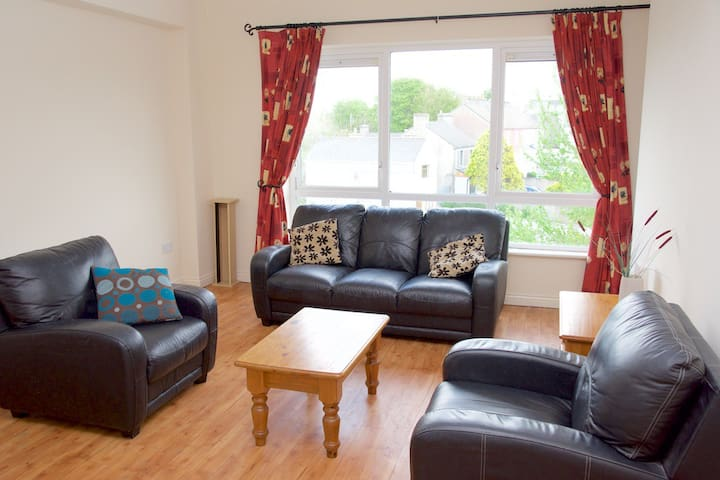 Single Room 5 minutes from Eyre Square - Galway - Leilighet