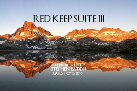 Red Keep Suite III, N. Merced - Merced