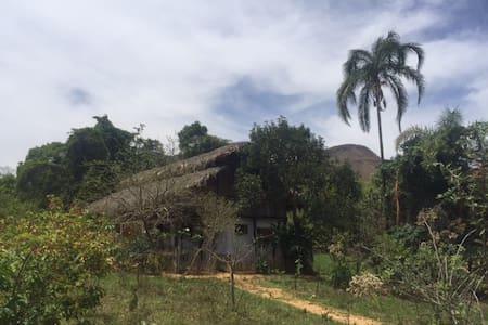 Eco-lodge - Alto Paraíso de Goiás - Chalet