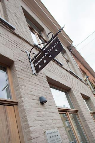 Maison de la Paix - Vakantiehuis - Poperinge - Řadový dům