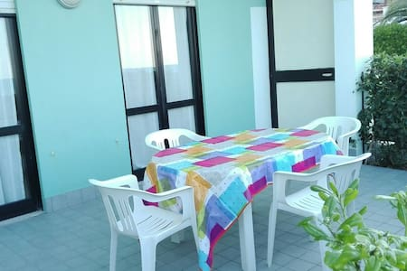 Appartamentino a 10 mt. Dal mare - Fossacesia Marina - Lakás