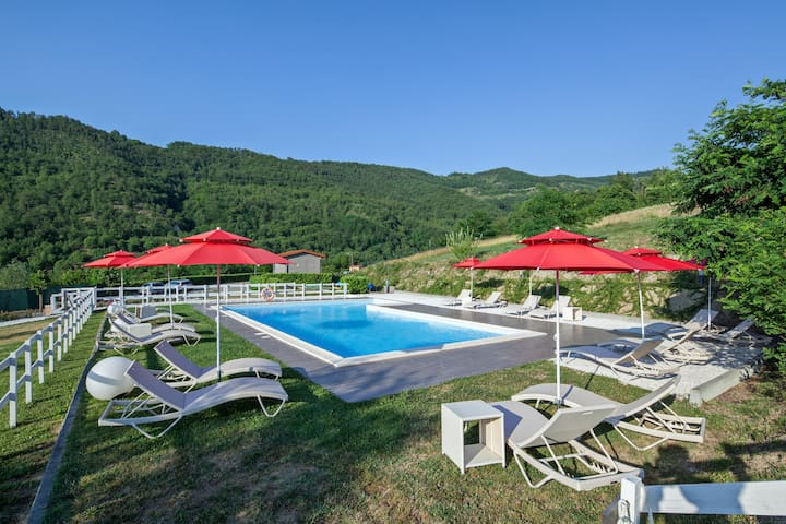Luxury and relaxing holiday in Piedmont Hills
