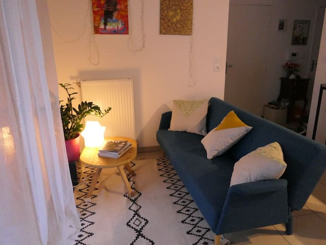 Appartement cosy annecy