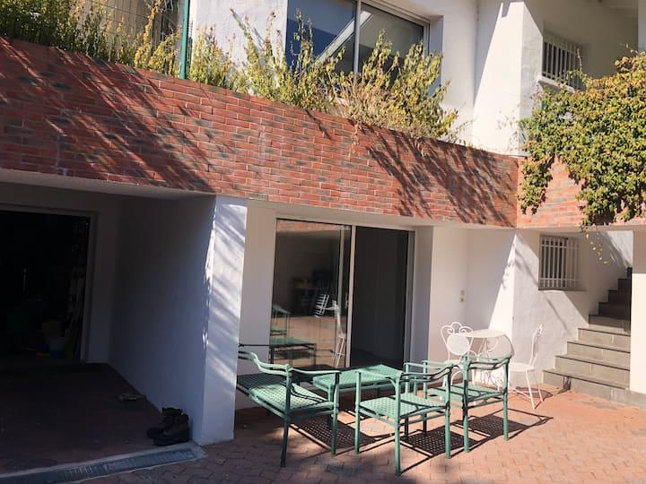Appartement dans villa Chiberta