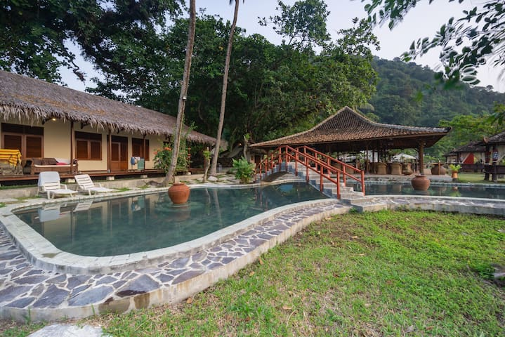 Exclusive Private Resort
